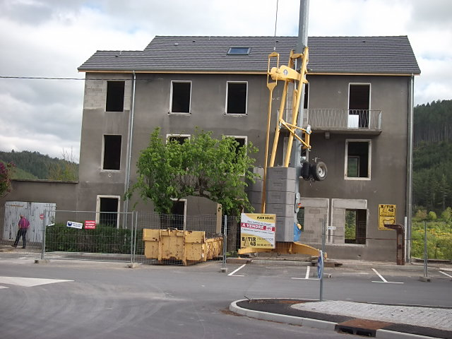 Immeuble 8 logements à MARVEJOLS